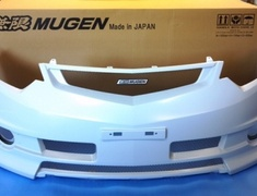 Accord - CU2 - Front Aero Bumper - Colour: Unpainted - 62511-XLL-K0S0-ZZ