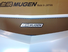 Mugen - Aerodynamics - Accord - CU2