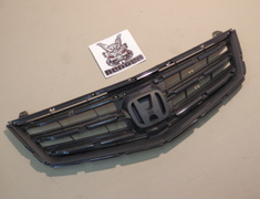 71121-TL0-G02 No 1 Honda Accord 4 Door 2009 KJ 24TL 5AT Acura TSX OEM Base Front Grille
