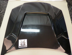 Top Secret - Aero Bonnet