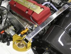 J's Racing - Tower Bar + Engine Torque Damper