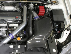 HKS Kansai - Racing Suction Reloaded & Carbon Air Duct