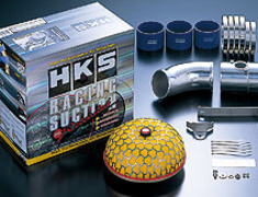 HKS Kansai - Racing Suction Reloaded & Carbon Air Duct - Racing Suction Reloaded