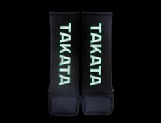 Takata - Shoulder Pad Set 3in. - Black