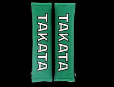 Takata - Shoulder Pad Set 2in. - Green