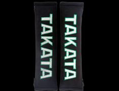 Takata - Shoulder Pad Set 2in. - Black