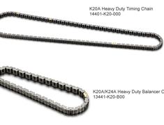 Toda - Heavy Duty Chain