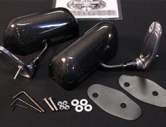 S2000 - AP1 - Honda - S2000 - AP1/2 - Door Mounted - Clear Mirror - TCA-F/W S2000