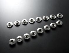 Tomei - Titanium Valve Spring Retainer Set