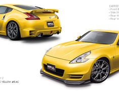 Impul - 934s Z34 Body kit