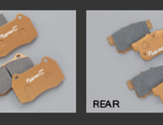 Mugen - Type Competition Brake Pads