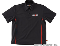 Ralliart - Dry Polo Shirt - Black