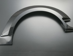 S2000 - AP1 - Rear Set - Left + Right - Material: FRP - Width: +40mm - JSWF-S1R