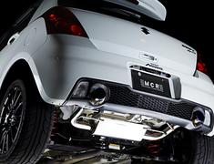 MCR - Crimson Exhaust Muffler - Suzuki Swift