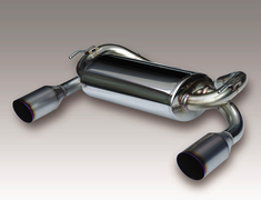 Impul - Blast GT Muffler Titan