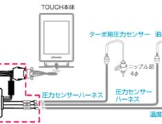Greddy - Intelligent Infometer Touch - Sensor Adapter