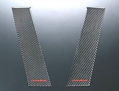 AutoExe - Carbon Pillar Garnish