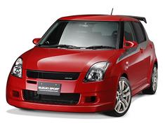 Suzuki Sport - J Nose Aero Bumper