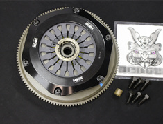 Skyline - R34 25GTT - ER34 - Type: Twin Plate - Operation: Pull Type - Flywheel: 6.9kg - 26011-AN002