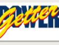 Fujitsubo - Sticker - POWER Getter