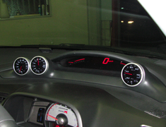 Car Garage Amis - Meter Panel