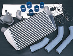 Pan Speed - SPL Intercooler Pro Kit