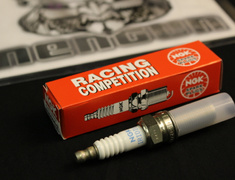 NGK - Racing Spark Plugs - R2556
