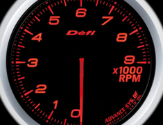 Defi - Link Meter - ADVANCE BF - Tachometer
