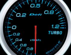 Defi Link Meter - ADVANCE BF - Turbo - 120kPa - Blue