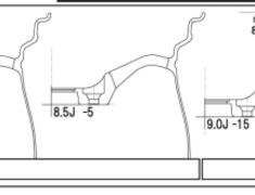 Rays Engineering - Volk Racing - TE37V - Fitment