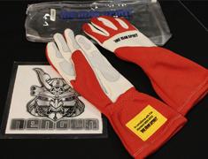 The Man Spirit Gloves - Red