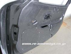 RE Amemiya - Racing Door - Dry Carbon