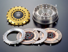 OS Giken - Racing Clutch - Twin Plate
