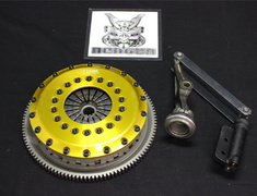 OS Giken - Racing Clutch - Triple & Quad Plate