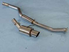 Pulsar GTiR - RNN14 - PZN-010 - Nissan - Pulsar GTiR - RNN14 - Pipe 60.5-70 - Tail 150-100mm
