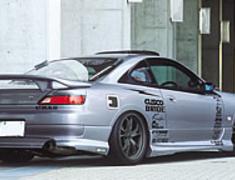 URAS - Type 3 - Nissan Silvia S15