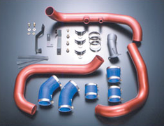 Ralliart - Sports Intercooler Piping Kit - Evo 7/8