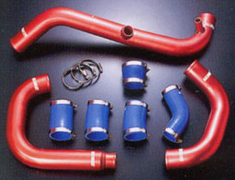 Ralliart - Sports Intercooler Piping Kit - Evo 4/5/6