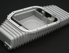 NAPREC - Large Aluminium Oil Pan