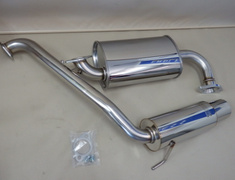 10113208 Toyota - Celica - ZZT21 - 2 Piece - Pipe 60mm - Tail 102mm