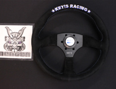KEY'S Racing - Steering Wheel - Semi-Deep Type