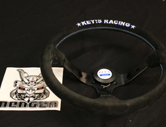 KEY'S Racing - Steering Wheel - Deep - Buckskin