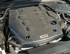 Stout - Carbon Engine Cover - Skyline V35