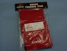 Universal - Back Support Pad - Red - K04BPO