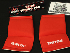 Universal - Side Support Pads - Red - Left and Right - K02BPO