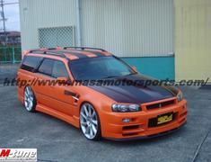 Masa Motorsport - M-34R/M-34R GT