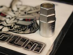 A75-1125 1 X Dency 2000 spare Key N125 for the Lug lock key