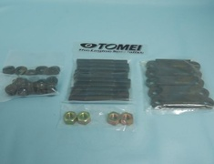 193075 Toyota - 4AG - Main Studs + Nuts + Washers & Ladder Set - M10 P1.25 - includes 193072 and 193