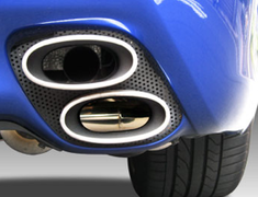 Suruga Speed - PFS Bridge Loop Muffler Version S