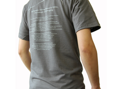 Prova - T-Shirt - Back